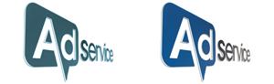 Figurskårne skilte / 3D-logo