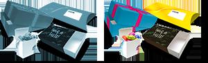 Emballage/æsker