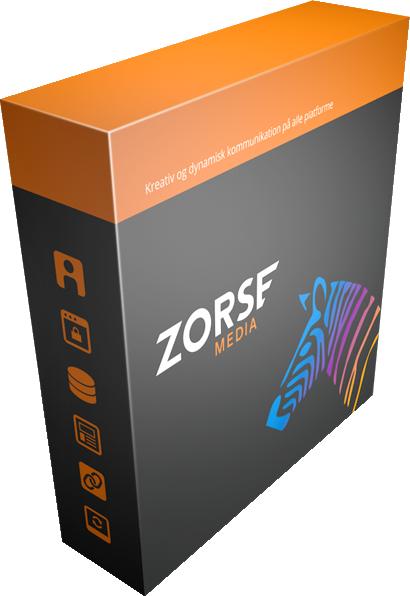 Zorse Media box